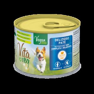 Vita Veg - Nasses heimtierfutter für hunde – kleine Dose